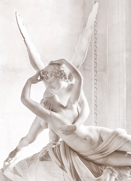 """ Cupid and Psyche"