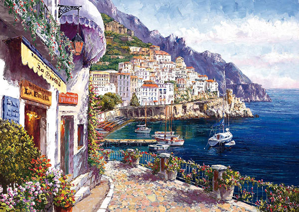 """ Afternoon in Amalfi """